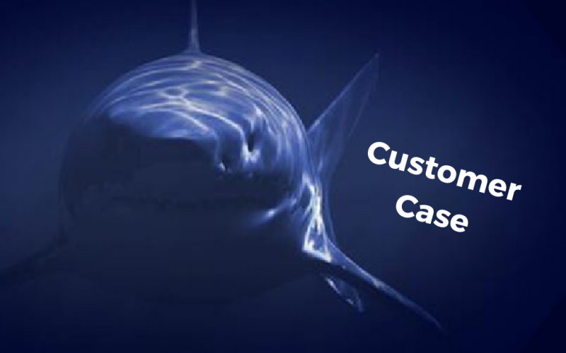 Techsharks case blog image